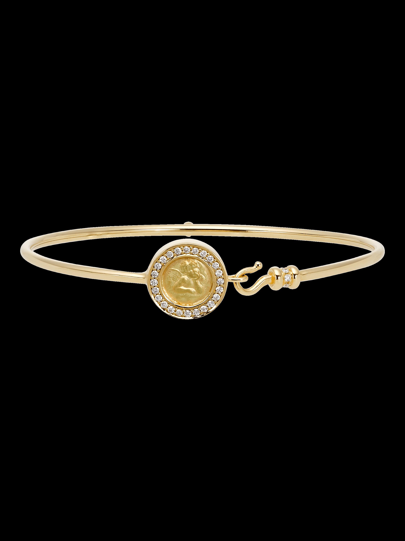 Angel Diamond Pavé Bracelet