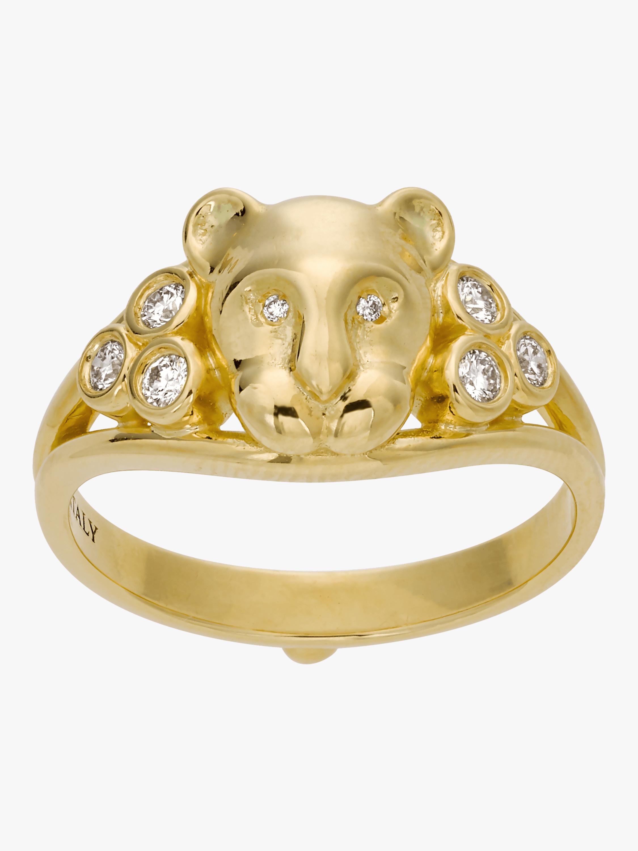 Lion Cub Classic Ring