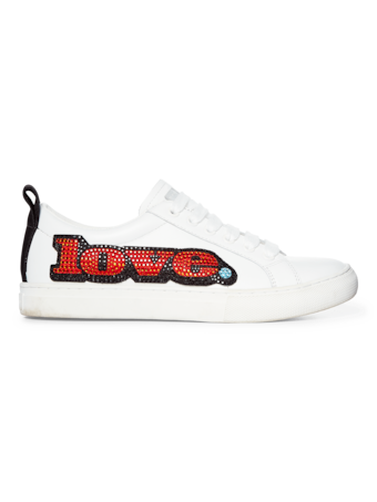 Love Embellished Empire Sneaker