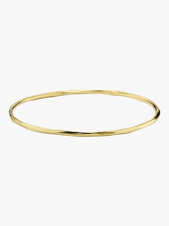 Ippolita Classico Thin Faceted Bangle 0