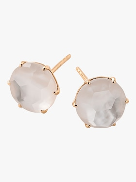 Rock Candy Mother-of-Pearl Stud Earrings