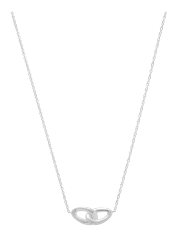 Cherish Interlocking Link Necklace