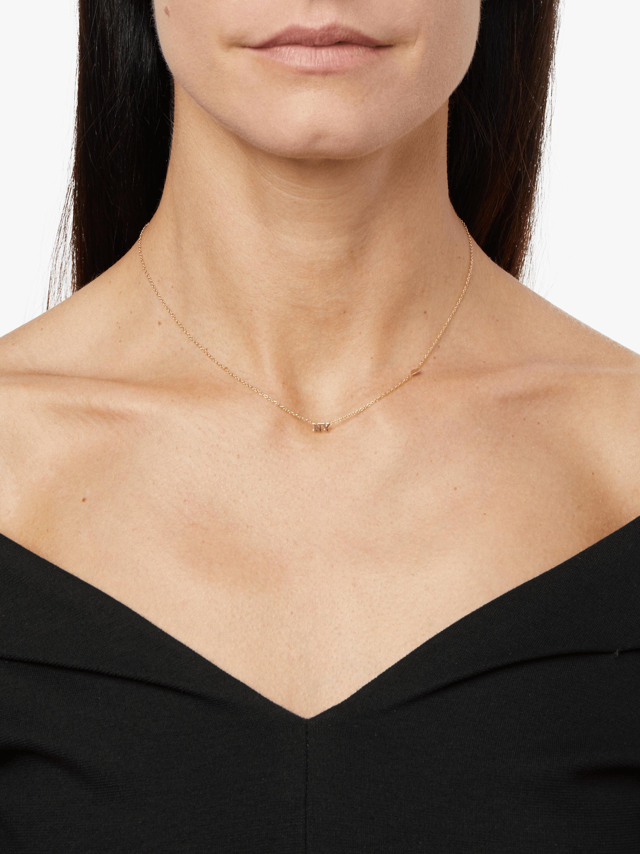 Itty Bitty NY Heart Necklace