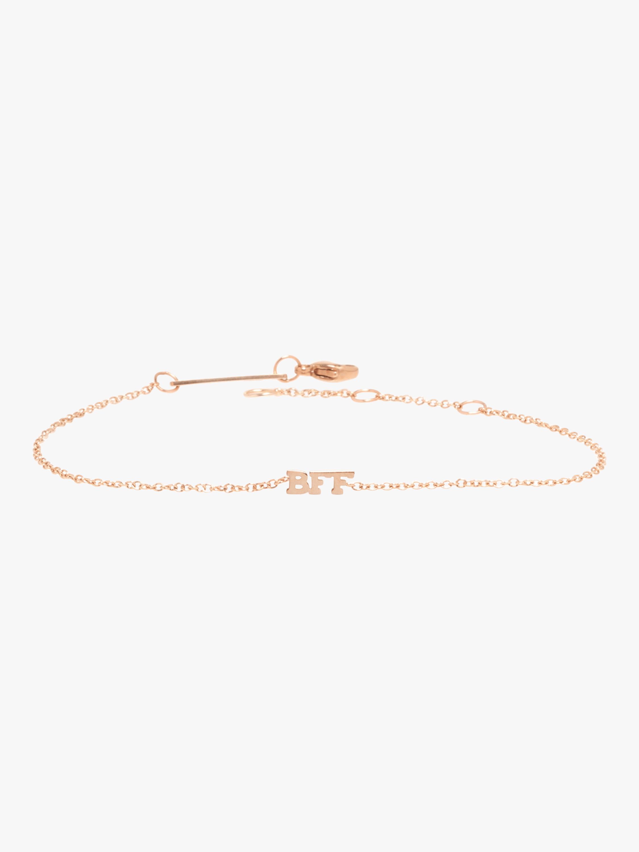 Itty Bitty Words BFF Bracelet