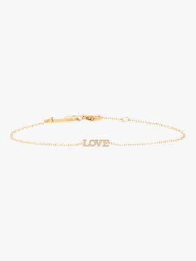 Itty Bitty Words LOVE Bracelet