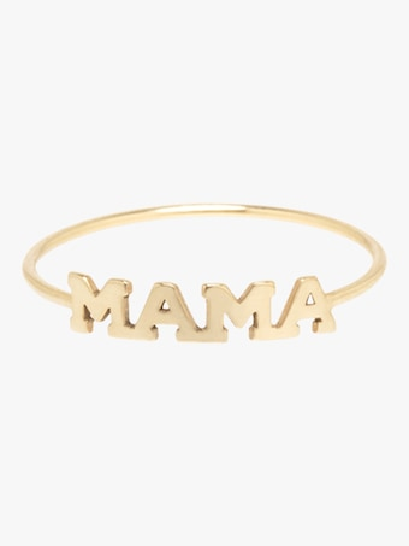 Itty Bitty MAMA Ring