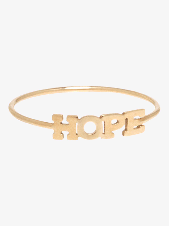 Itty Bitty HOPE Ring