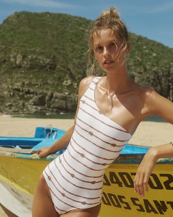 White Rope Marmara One Piece