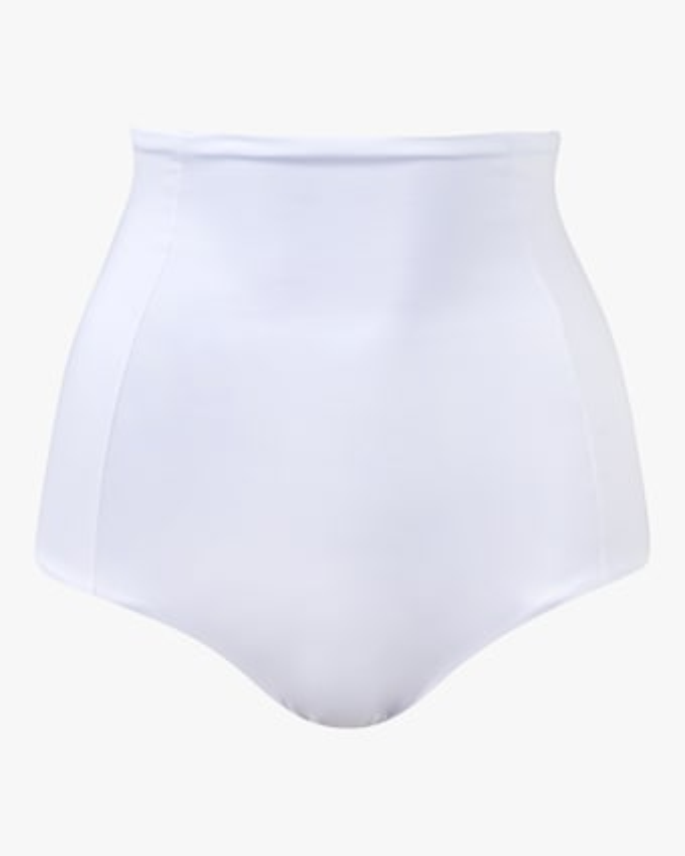 White Tottori Bikini Bottom