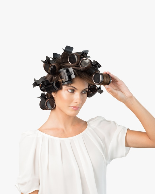 T3 Volumizing Hot Rollers Luxe 1