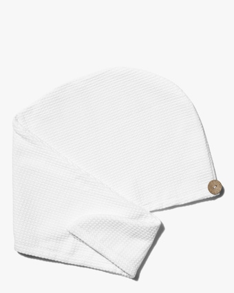 T3 Luxe Turban Towel with Waffle Microfiber 2