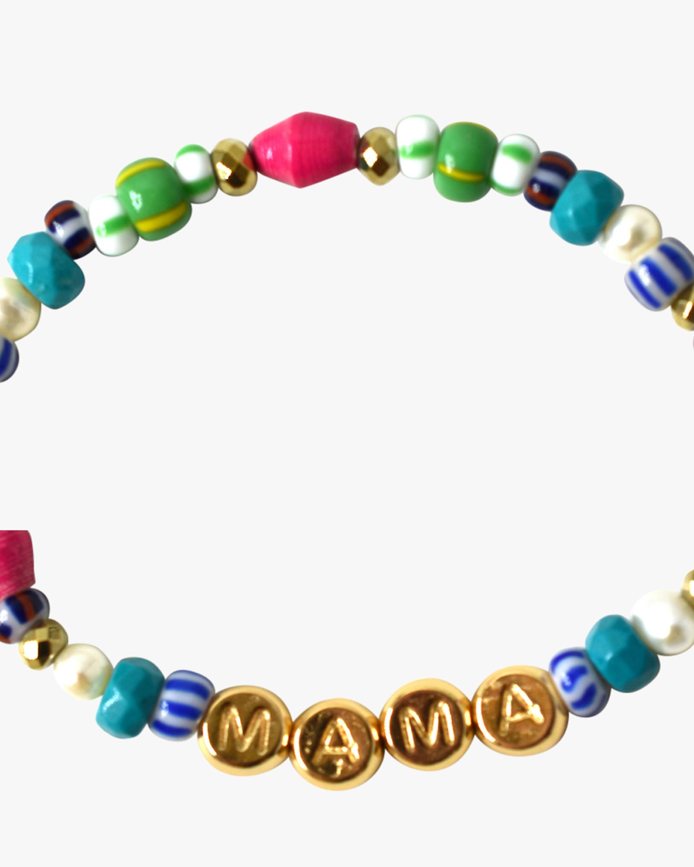 Akola Gemstone Rainbow Mama Bracelet 2