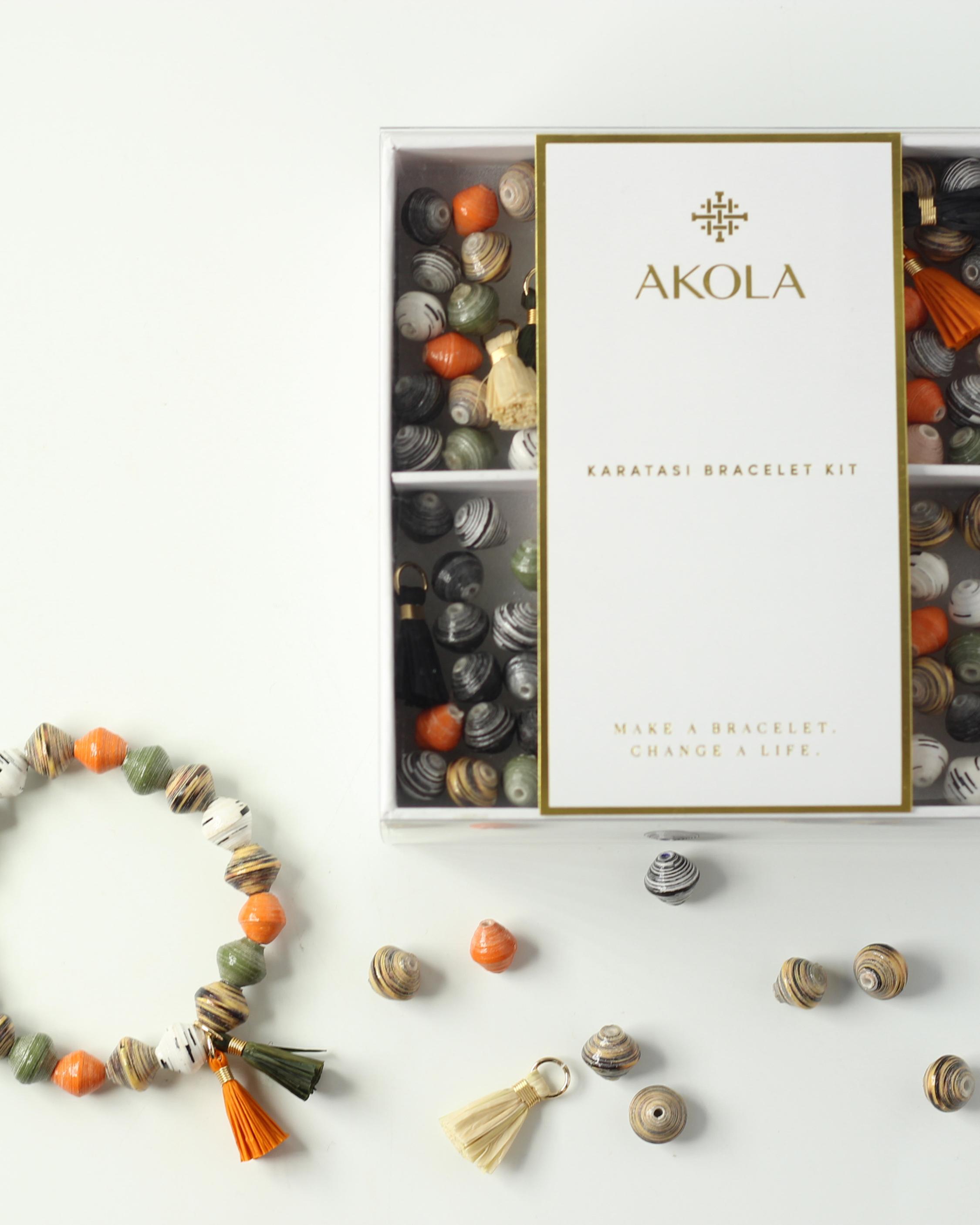 Akola Summer Safari Bracelet Kit 0