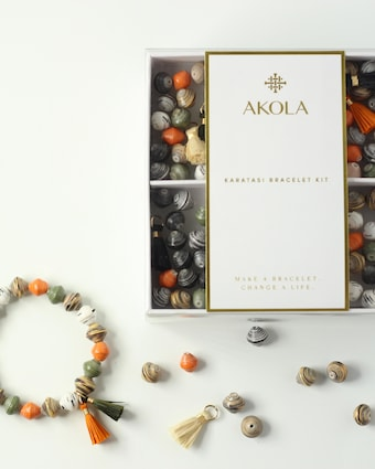 Akola Summer Safari Bracelet Kit 1