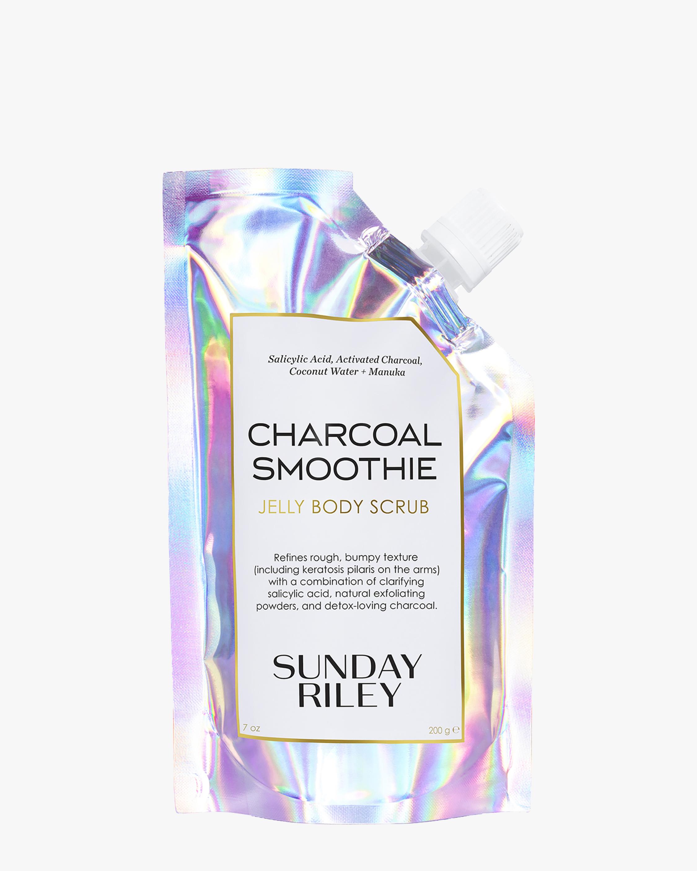 Sunday Riley Charcoal Smoothie Jelly Body Scrub 200G 1