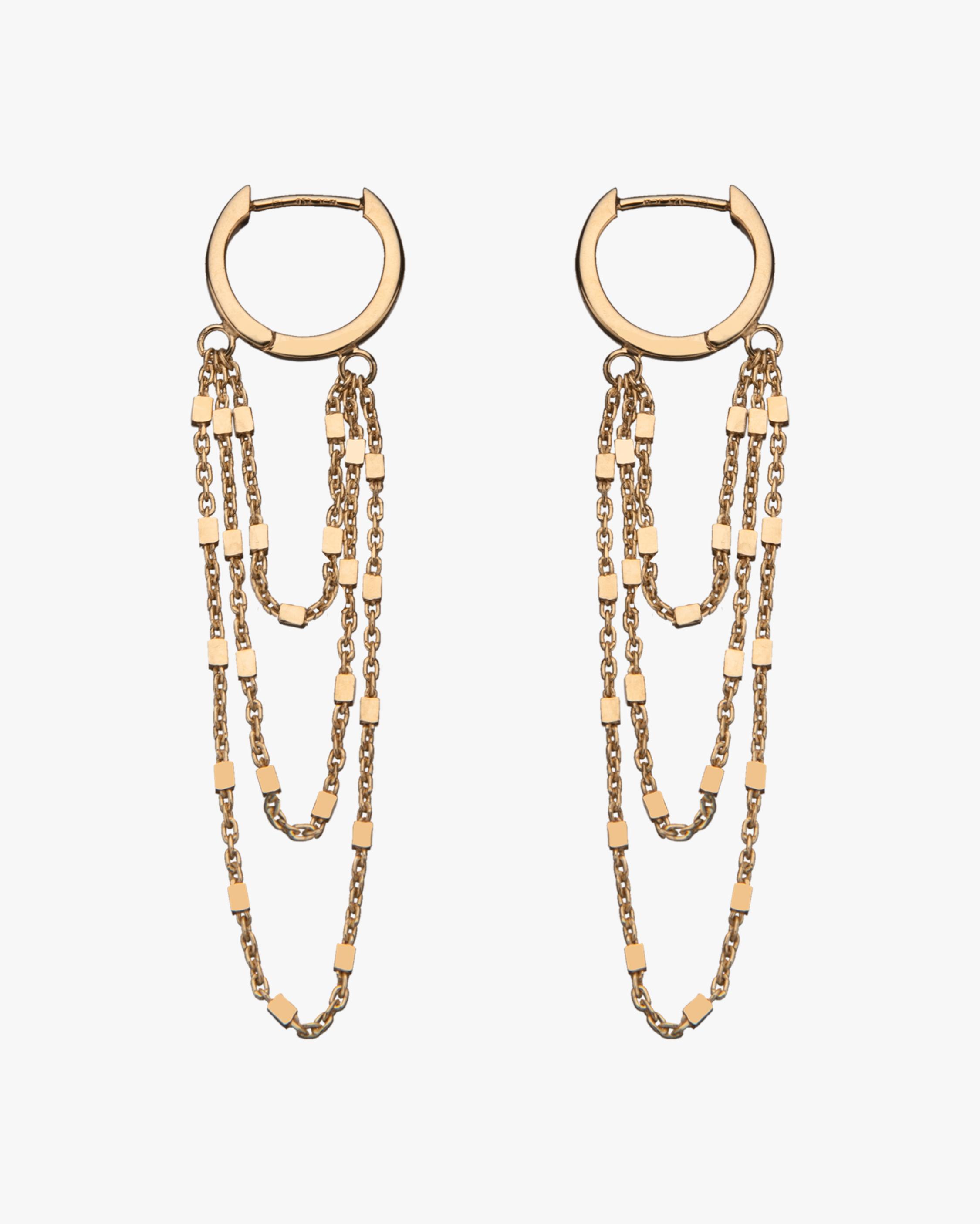 Jennifer Zeuner Elia Drop Earrings 1