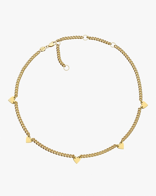 Jennifer Zeuner Georgia Curb Necklace 0