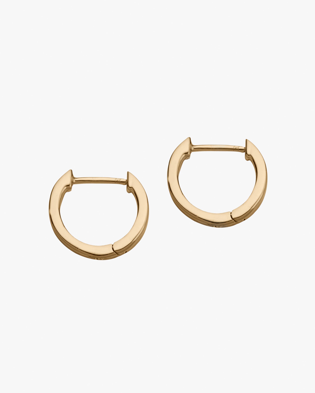 Jennifer Zeuner Grace Huggie Earrings 1