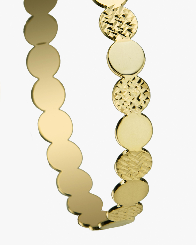Jennifer Zeuner Ines Hoop Earrings 2