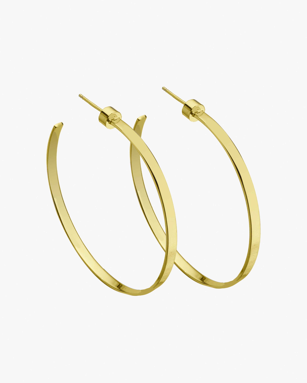 Jennifer Zeuner Kiara Hoop Earrings 1