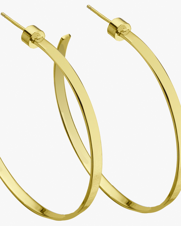 Jennifer Zeuner Kiara Hoop Earrings 2
