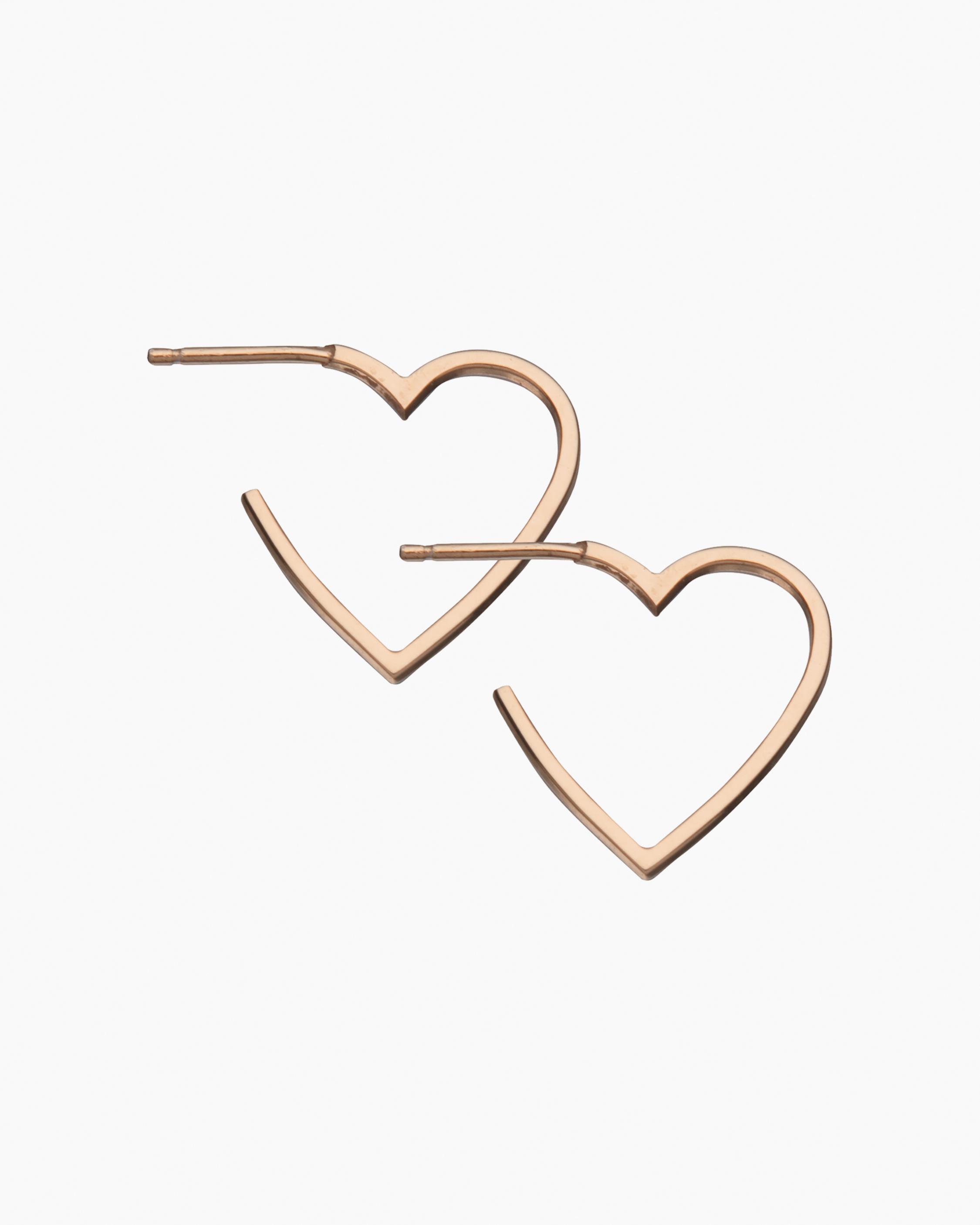 Jennifer Zeuner Larissa Mini Hoop Earrings 1