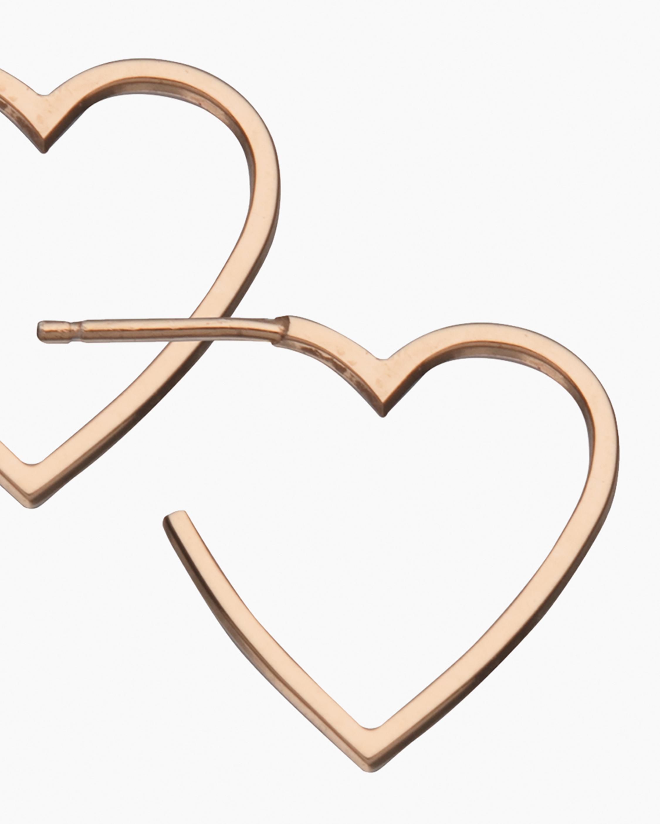Jennifer Zeuner Larissa Mini Hoop Earrings 2