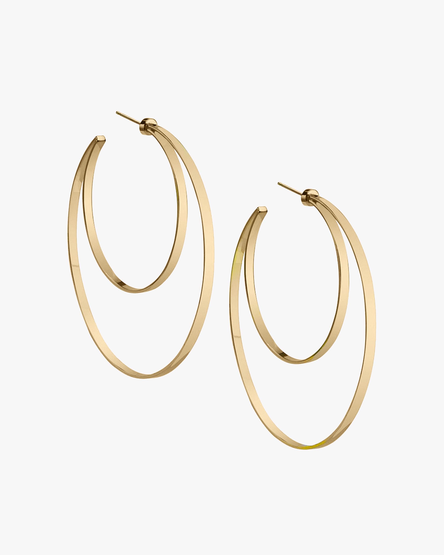Zuma Hoop Earrings