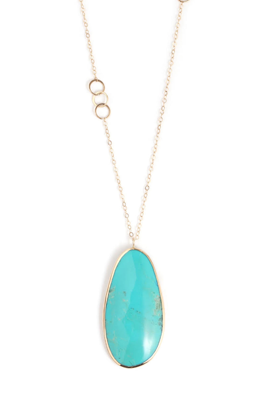Melissa Joy Manning Nacozan turquoise Necklace 2