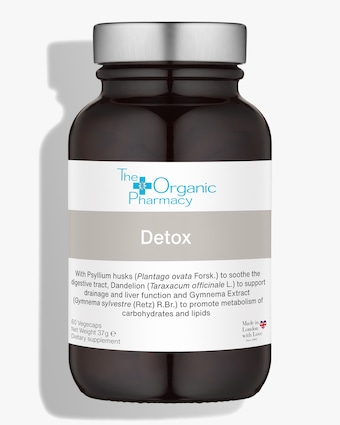 The Organic Pharmacy Detox 60 capsules 1