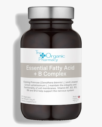 The Organic Pharmacy Essential Fatty Acid + B Complex 60 capsules 1