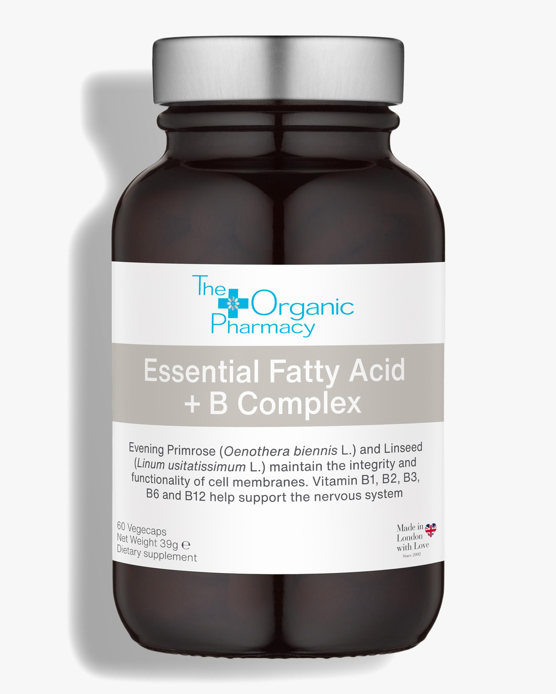 The Organic Pharmacy Essential Fatty Acid + B Complex 60 capsules 2