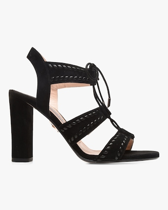 Andrea Gomez Black Betty Sandal 1