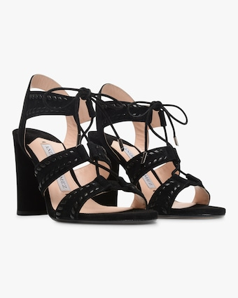 Andrea Gomez Black Betty Sandal 2