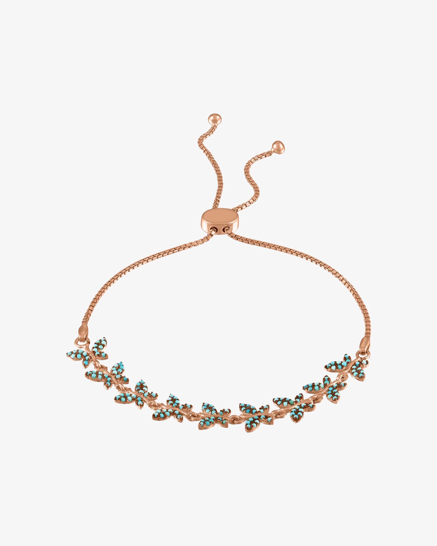 Butterfly Tassel Bracelet
