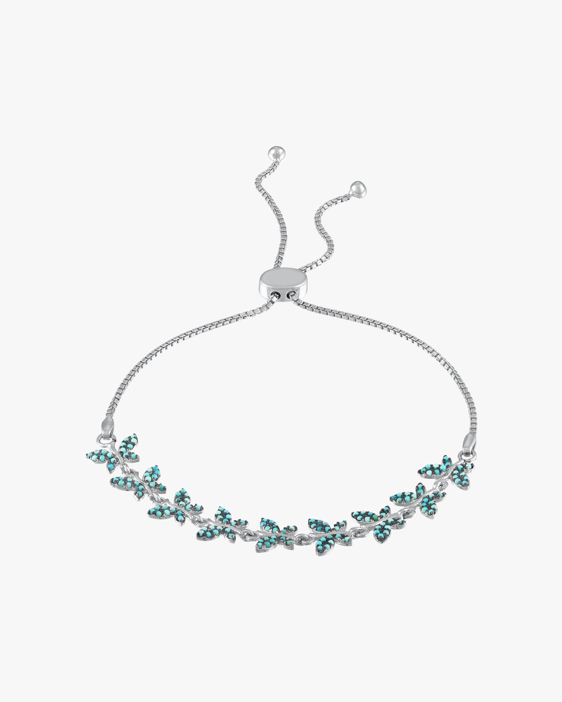 Jane Kaye Butterfly Tassel Bracelet 1
