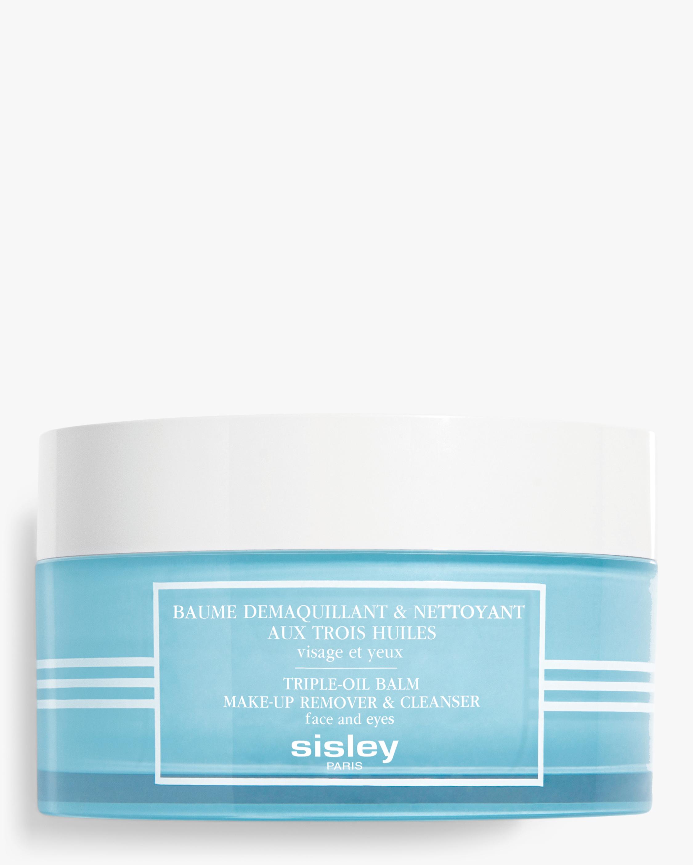 Sisley Paris Triple-Oil Balm Makeup Remover & Cleanser 150ml 0