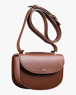 A.P.C. Mini Geneve Crossbody Bag 0