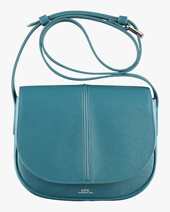 A.P.C. Blue Betty Crossbody Bag 1