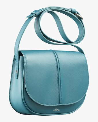A.P.C. Blue Betty Crossbody Bag 2