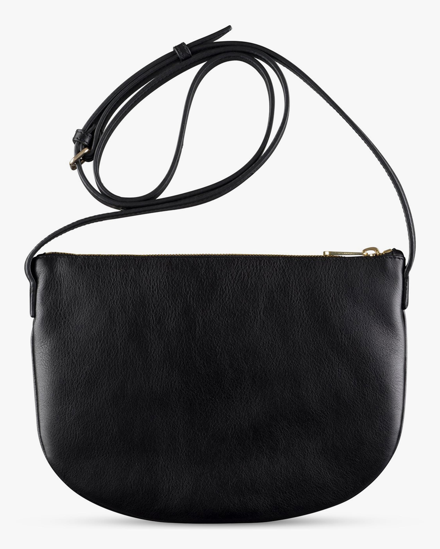 A.P.C. Black Maelys Crossbody Bag 3