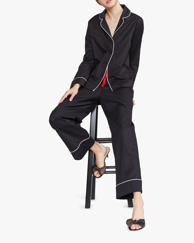 Cynthia Rowley Cotton Pajama Pant 2