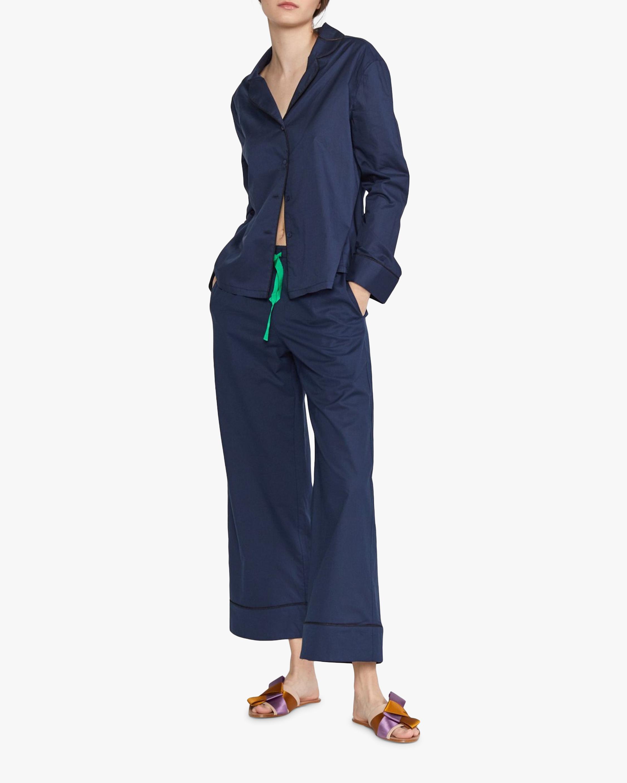 Cynthia Rowley Cotton Pajama Pant 3
