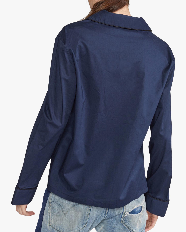 Cynthia Rowley Cotton Pajama Shirt 2