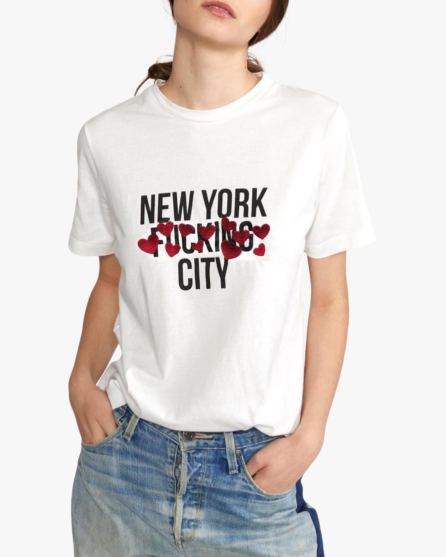 Cynthia Rowley New York Hearts City Tee 1