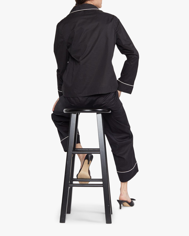 Cynthia Rowley Cotton Pajama Shirt 1