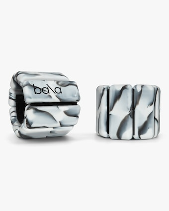 Marble Print 1/2 Pound Bangle Set