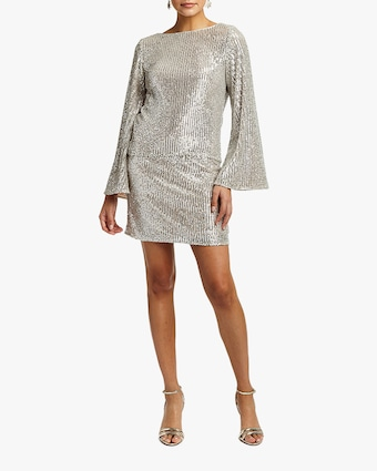 Mestiza Anita Sequin Mini Dress 1