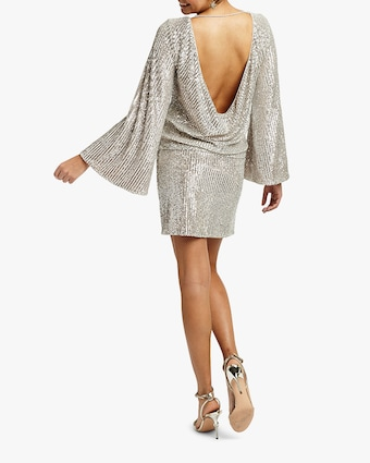 Mestiza Anita Sequin Mini Dress 2