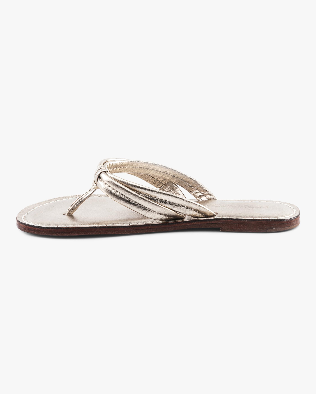 Bernardo Platinum Miami Sandal 1